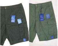 APT 9 Mens Premier Flex Cargo Shorts Stretch Comfort Waistband New