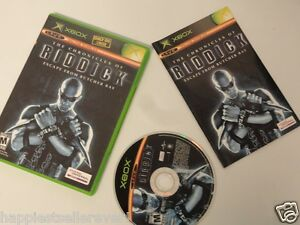 Chronicles of Riddick Complete Original XBOX 1 Video Game System DISK FLAWLESS
