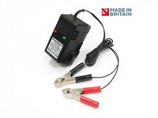 Smart 12V 600mA Sealed Lead Acid Battery Charger Intelligent Automatic Trickle