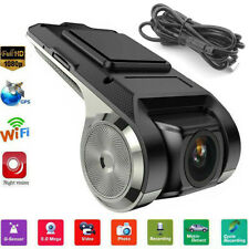 US Mini Car DVR Camera HD 1080P ADAS Video Recorder Dash Cam for Android Player