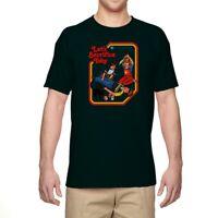Men T-shirt's Funny  Short Sleeve Let's Sacrifice Toby Graphic Tee Shirt Cotton