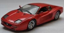 FERRARI 512 M TESTAROSSA - HOT WHEELS 1/43
