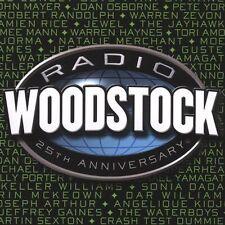 RADIO WOODSTOCK: 25TH ANNIVERSARY - Self-Titled (2005) - 2 CD - *SEALED/NEW*