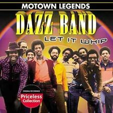 DAZZ BAND - Let It Whip - New Sealed CD