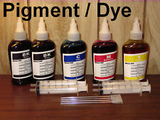 Bulk refill Pigment  Black /dye ink for Canon inkjet PG