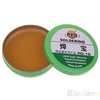 JT_ Hot Sale 10g Soldering Solder Paste Flux Cream Welding Paste Rosin Fragran