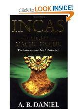 A B DANIEL ___ INCAS __ la luz de Machu Picchu ___ Nuevo ____ freepost0 GB