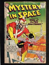 Mystery in Space #59 ~ Duel of the Two Adam Stranges ~ 1959 (3.0) WH