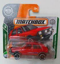 3.L)Matchbox  # 4/125   90-er VW Golf Country grün neu in Ovp!