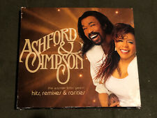 The Warner Bros. Years: Hits, Remixes & Rarities by Ashford & Simpson (CD, 2008)