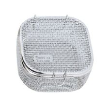 Micro Mesh Tray with Lid 80mm x 80mm x 40mm
