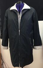 Damen Jacke Mantel Damenjacke Damenmantel Kurzmantel schwarz Gr. 38