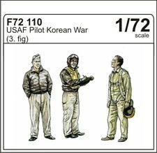 CMK F72110 USAF pilots Korean war 3fig. 1:72