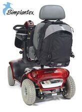 Large Mobility Rucksack Wheelchair Scooter Bag Quality Disabled Aid Backpack