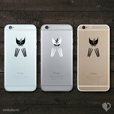 X-Men inspired Wolverine Decal / iPhone Sticker / Skin / Cover