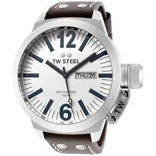 TW Steel Men's CEO Canteen Quartz Watch - CE1006 NEW