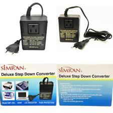 Special Useful Recommended Us To Eu Intl Volt Converter 240V/220V To 120V/110V