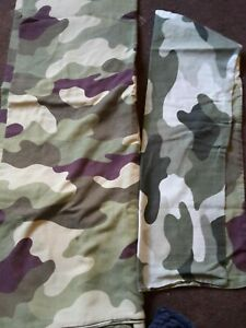 Single camouflage  quilt covers with 1 pillow case