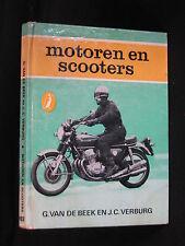 De Alk Book Motoren en Scooters van de Beek / Verburg (Nederlands) (JvH) #192