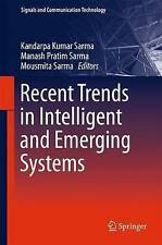 Recent Trends in Intelligent and Emerging Systems (Signals and Communication Tec