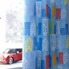 Catherine Lansfield Trucks Cars Childrens Curtains - 66x72
