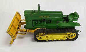 Vintage John Deere 40 Crawler w/Blade