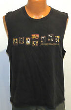 vtg Mushroomhead XX SOLITAIRE PEACE SUFFERING Muscle t-shirt LARGE 2001 metal L