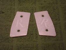 Custom Grip Panels for Remington R51 Pearl White