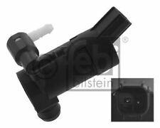 Febi Windscreen Washer Pump  34863  Window Washer Pump Twin Outlet oe QUALITY