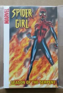 Spider Girl - Season of the Serpent (Paperback 2009)