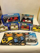 LOT of TOY CORVETTES....NEW