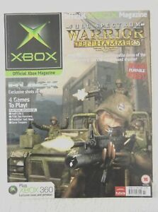 25102 Issue 52 Official Xbox Magazine 2006
