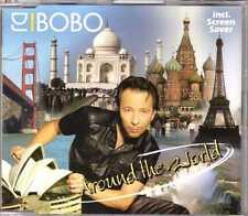 DJ BoBo - Around The World - CDM - 1998 - Eurohouse 6TR Axel Breitung