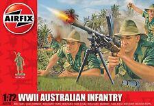 Airfix A01750 Wwii Australian Infantry 48 Pieces