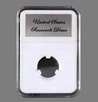 Ursae Minoris Elite Certified-Style Coin Holder for Mercury/Roosevelt Dime