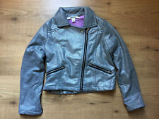 Girls DKNY Silver Jacket – 5 years