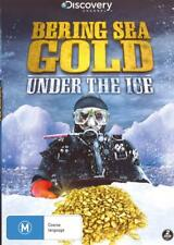 BERING SEA GOLD - UNDER THE ICE - NEW & SEALED REGION 4 DVD FREE LOCAL POST