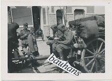 Foto West campagna CARROZZA-Soldati-attrezzatura 2.wk (u740)