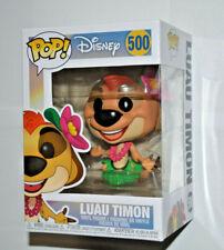 Funko Pop! Disney The Lion Rey el Rey León / Luau Timon Nr.500 Vinilo