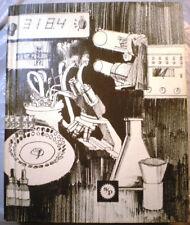SCIENTIFIC Products Catalog Cardinal Health ASBESTOS Use in Labs & SCHOOLS! 1972
