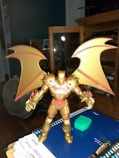 McFarlane DC Multiverse Hellbat Gold Edition Batman figure