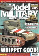 Model Military International Jan.2016 Tamiya Marder Iii Takom Wwi Whippet Tank
