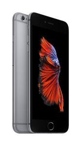 Apple iPhone 6s Plus - 32GB - Space Gray (Straight Talk)  A1634 (CDMA + GSM)