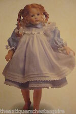 "Hildegard Gunzel doll ""Hilke"" porcelain doll Lmtd Ed 11/500 pieces worldwide"