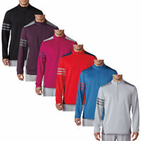 Adidas Competition 1/4 Zip Pullover Climacool Stretch Golf Sweater