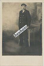 Foto-Portrait Matrose Kaiserliche Marine Unterseeboots - ??? U-Boot (U135)