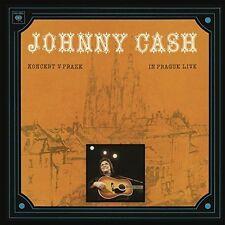 Johnny Cash - Koncert V Praze (In Prague-Live) [New CD]