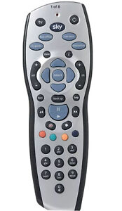 SKY TV REMOTE CONTROL SKY + PLUS HD GENUINE REPLACEMENT FREE DELIVERY UK SELLER