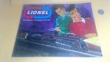 1966 LIONEL ELECTRIC TOY TRAIN CATALOG ~ ORIGINAL ~ SLOT CARS TOYS PHONOGRAPHS