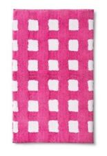 "Target Gingham 21"" x 34"" Bath Rug (Pink/White)"